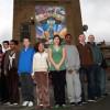 Kings Crescent Estate mural unveiling -Feb 2007