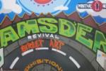 Ramsden 'street art exhibition'