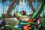 Bethwin Adventure Playground Mural