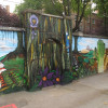 Comber Grove Primary School Full Mural