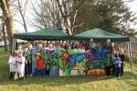 Graffiti Art Workshops for Play Place ltd