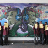 Street Art course completed at Conisborough College