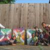 Brixton Windmill boards