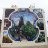 Brixton windmill mural is finally unveiled!