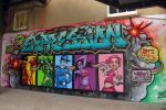 6-week Graffiti/Street Art Course at Hampstead School, Camden