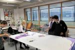 6 week Graffiti/Street art course at Harris Falconwood Academy