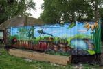 Southwark Park community allotment