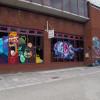 Artist's take over at Wilsden Green Library