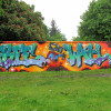 Positive Arts launch new legal wall