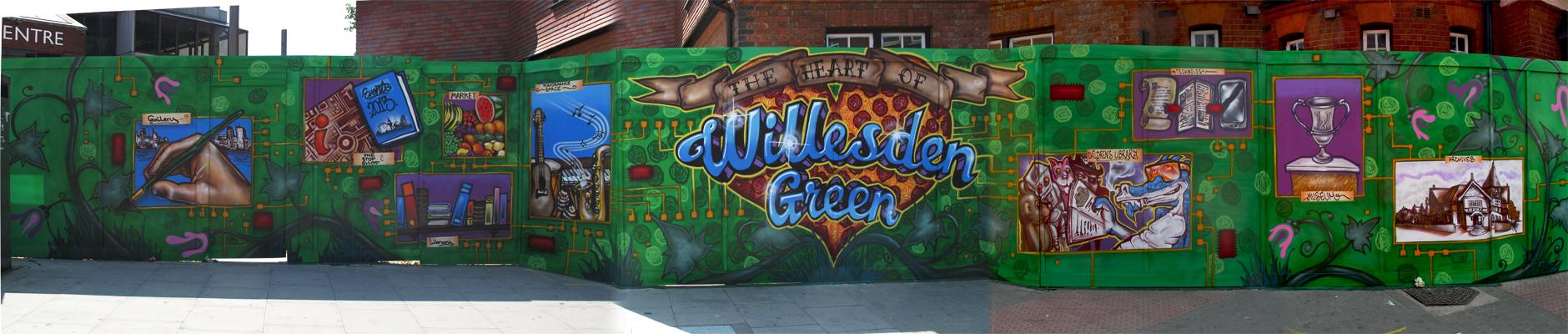 Brent Mural 2