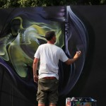 mr cenz graffiti artist
