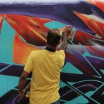 astek graffiti artist