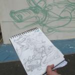 dep graffiti artist