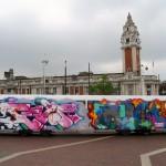 revs brk trp graffiti artist